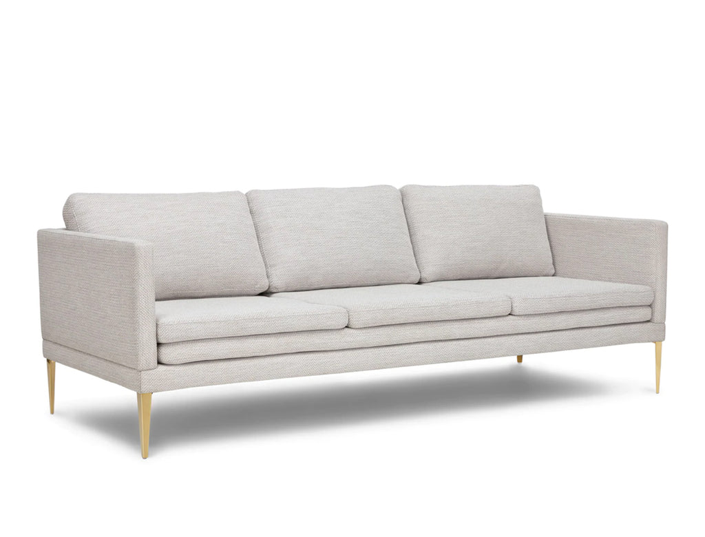 Julianne Sofa, Weave Ivory