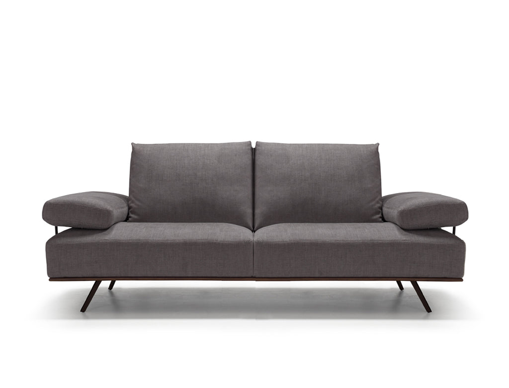 [CLEARANCE] Newport 200 Leather Sofa (Premium)