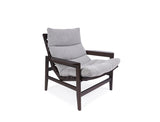 Rhodes Lounge Chair, Grey