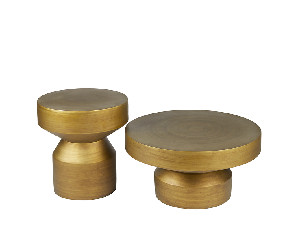Rocco Coffee & Side Table Set