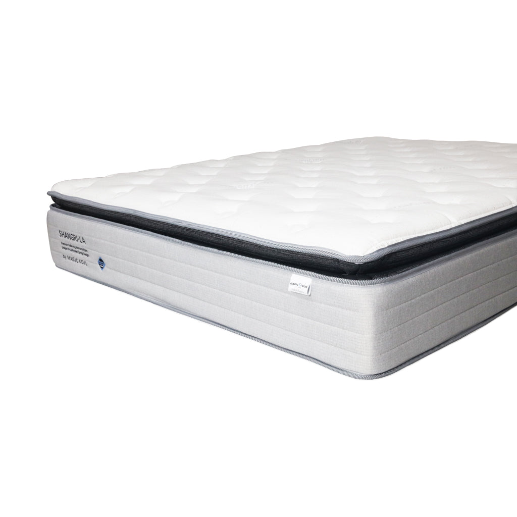Magic Koil Shangri La Memory Foam Hybrid Mattress