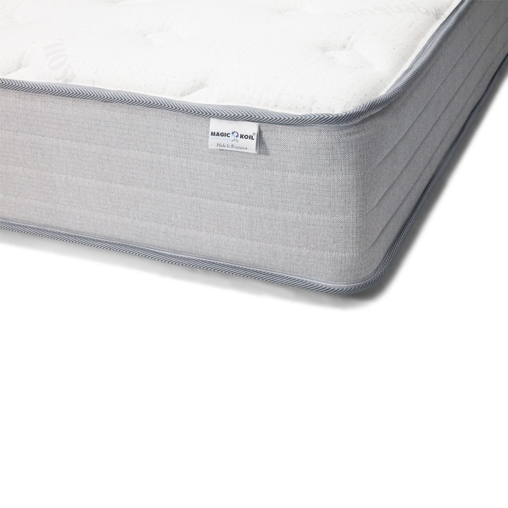 Magic Koil Spinal Guard HD Foam Encased Individual Pocket Spring Mattress