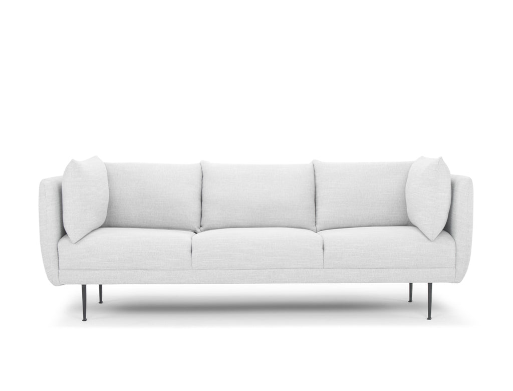 Vera 3 Seater Sofa, Winter Grey