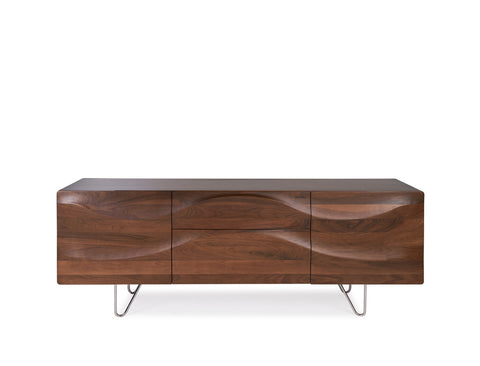 [CLEARANCE] Vienna Sideboard - Solid Black Walnut