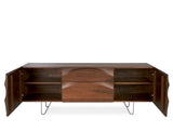 Vienna Sideboard - Solid Black Walnut