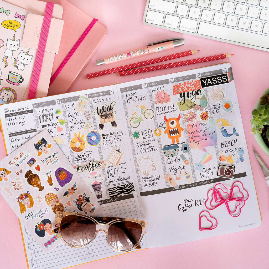 Student Monthly Sticker Subscription