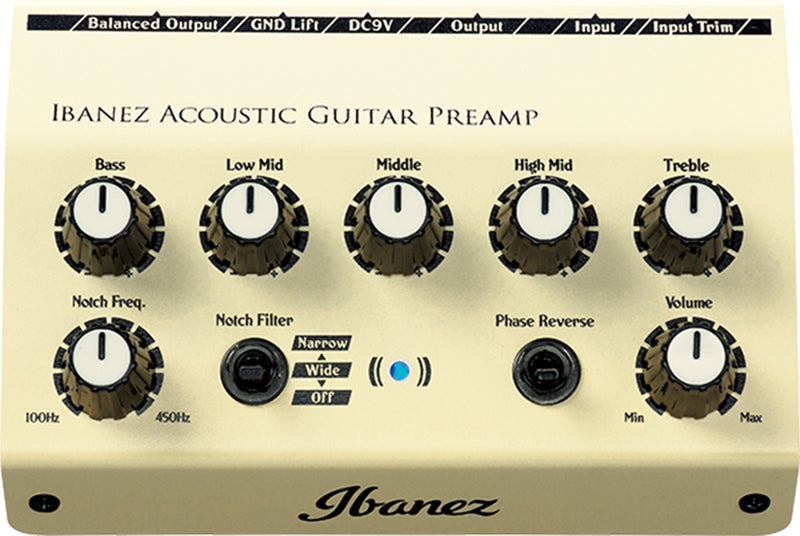 Preamp for Acoustic guitar AE