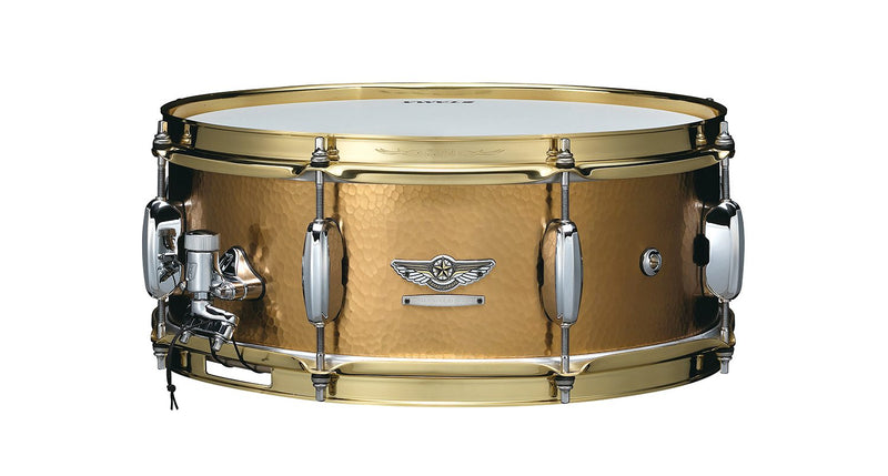 Star Reserve Snare Hand Hammered Brass 14x6½""""