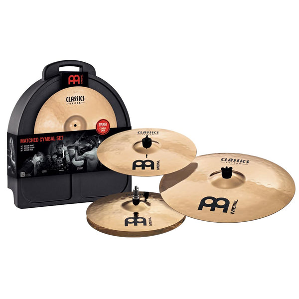 Classics Custom Cymbal-set Medium 14/16/20