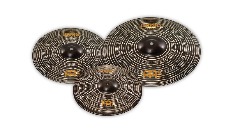 Classics Custom Dark Cymbal-set 14/16/20