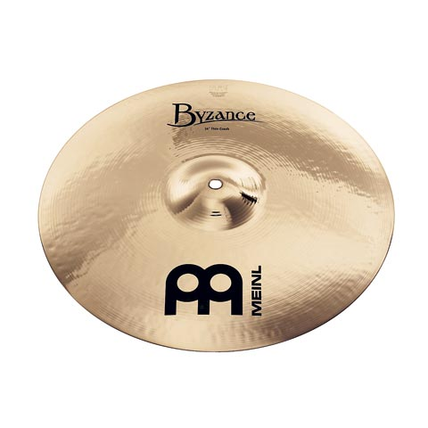 Byzance Brilliant 17'' Medium Thin Crash