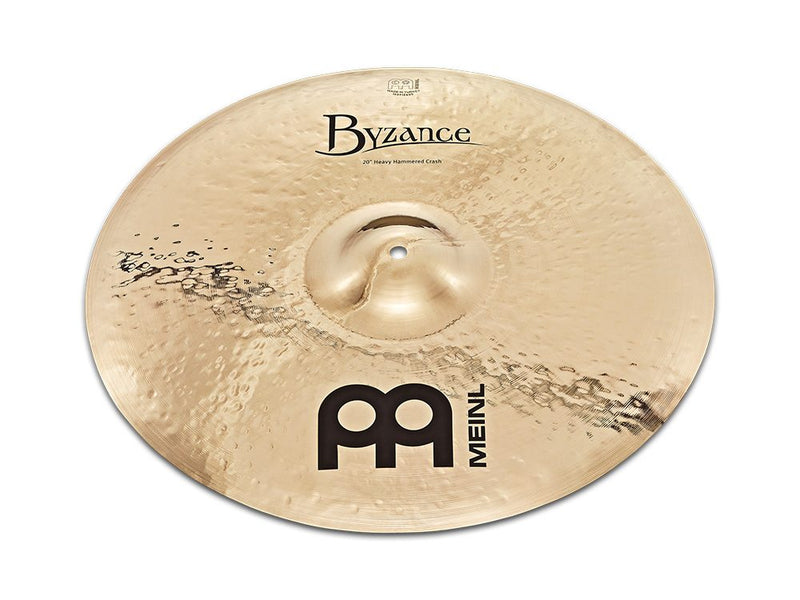 Byzance Brilliant 20'' Heavy Hammered Crash