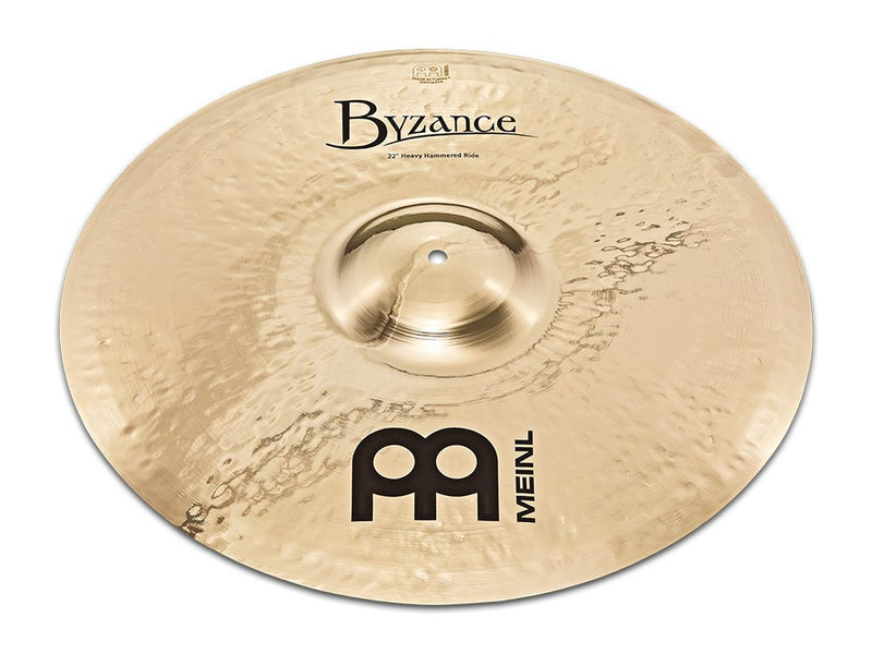 Byzance Brilliant 22'' Heavy Hammered Ride