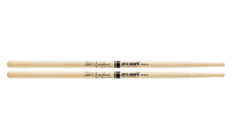 Signature Bill Bruford SD4 Maple Barrel tip