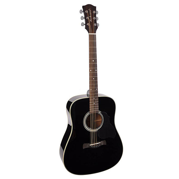 Richwood D-40 Master Series Dreadnought Black
