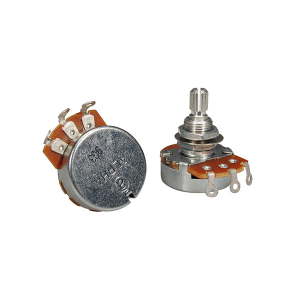 Alpha 500K Audio Potentiometer Standard