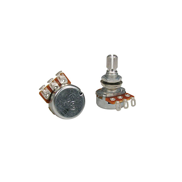 Alpha 250K Audio Potentiometer Small