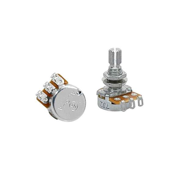 Alpha 25K Audio Potentiometer Small
