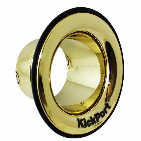KickPort Bass Drum - Gold