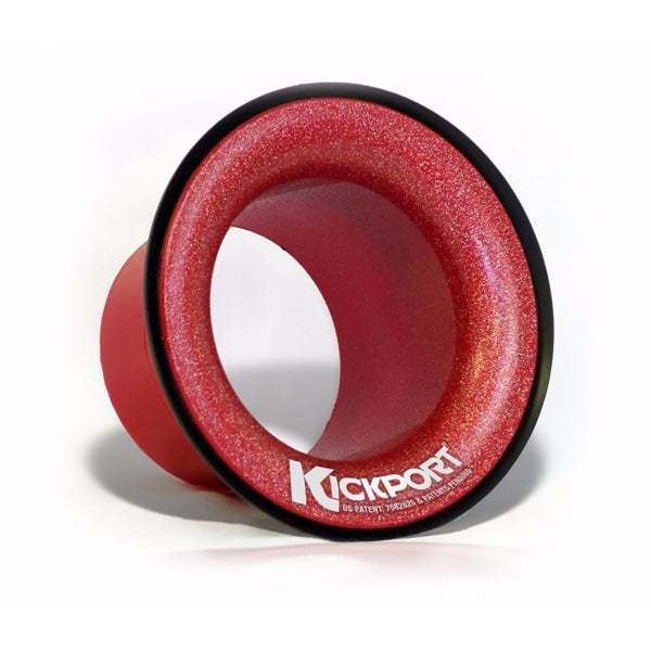 KickPort Bass Drum - Candy Apple