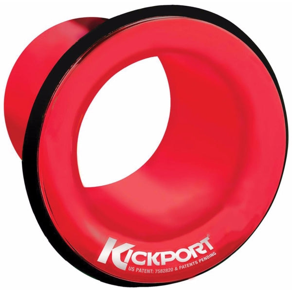 KickPort Bass Drum - Red