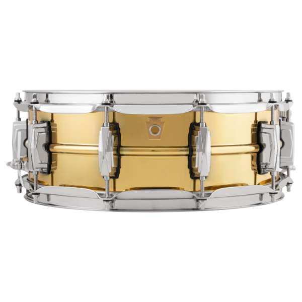 Ludwig LB401 Super Brass Snare Drum 14x5""