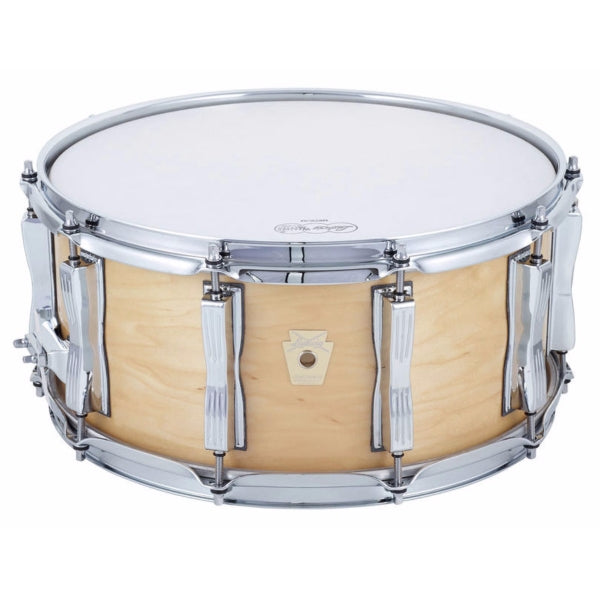 "Ludwig LS403 Classic Maple Snare 14x6.5"" - Natural Maple"