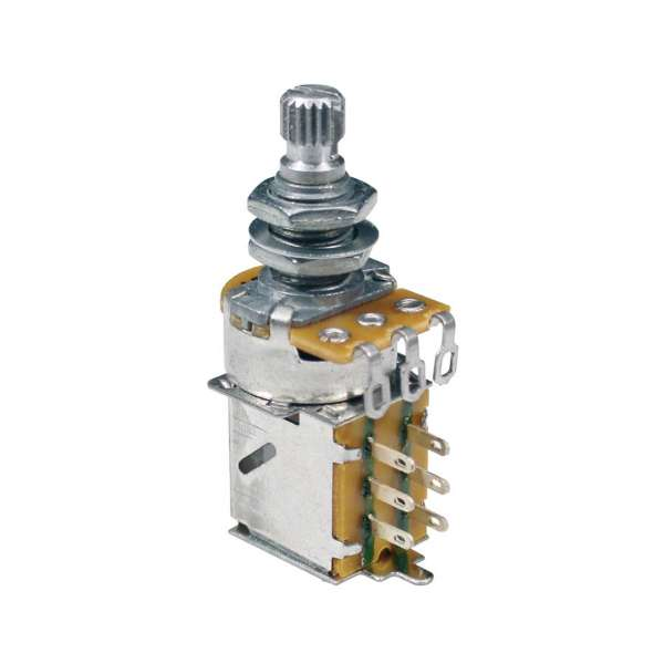 Alpha PP-250-B Ultra Push-Pull Potentiometer 250k (Tone)
