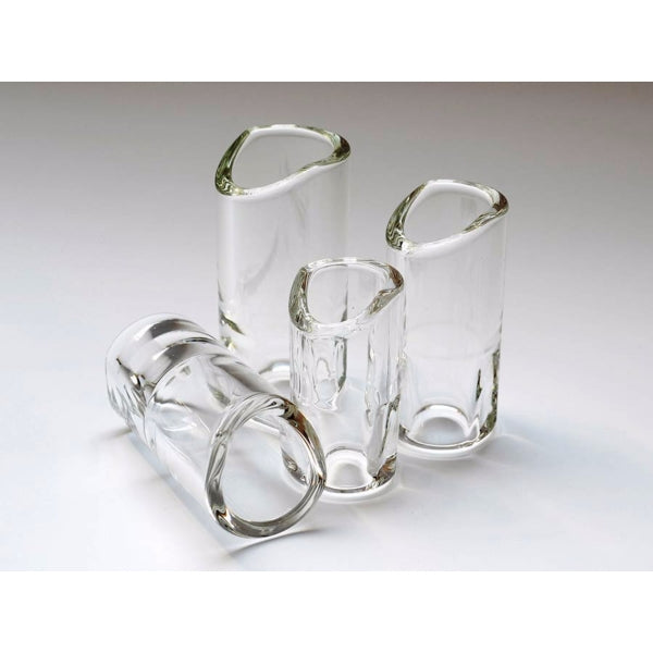 The Rock Slide Moulded Glass Slide - Small