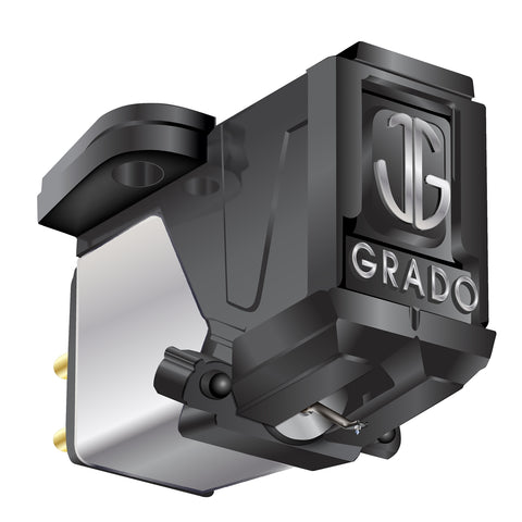 Grado black phono cartridge - Photo by Jones Studio Ltd.