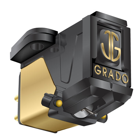 Grado Gold phono cartridge - Photo by Jones Studio Ltd.