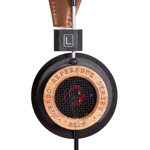 Grado RS2e Headphones - Photo by Jones Studio Ltd.