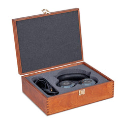 Wood Headphone Box