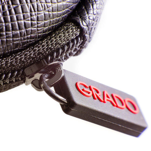 Small Grado Clamshell Earphone Case