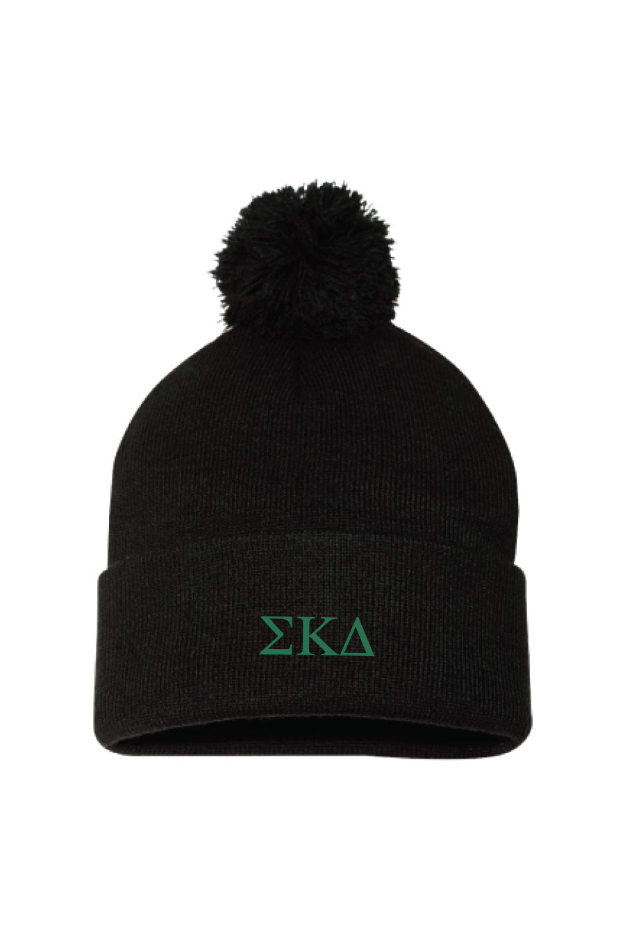 Simple Letters Beanie