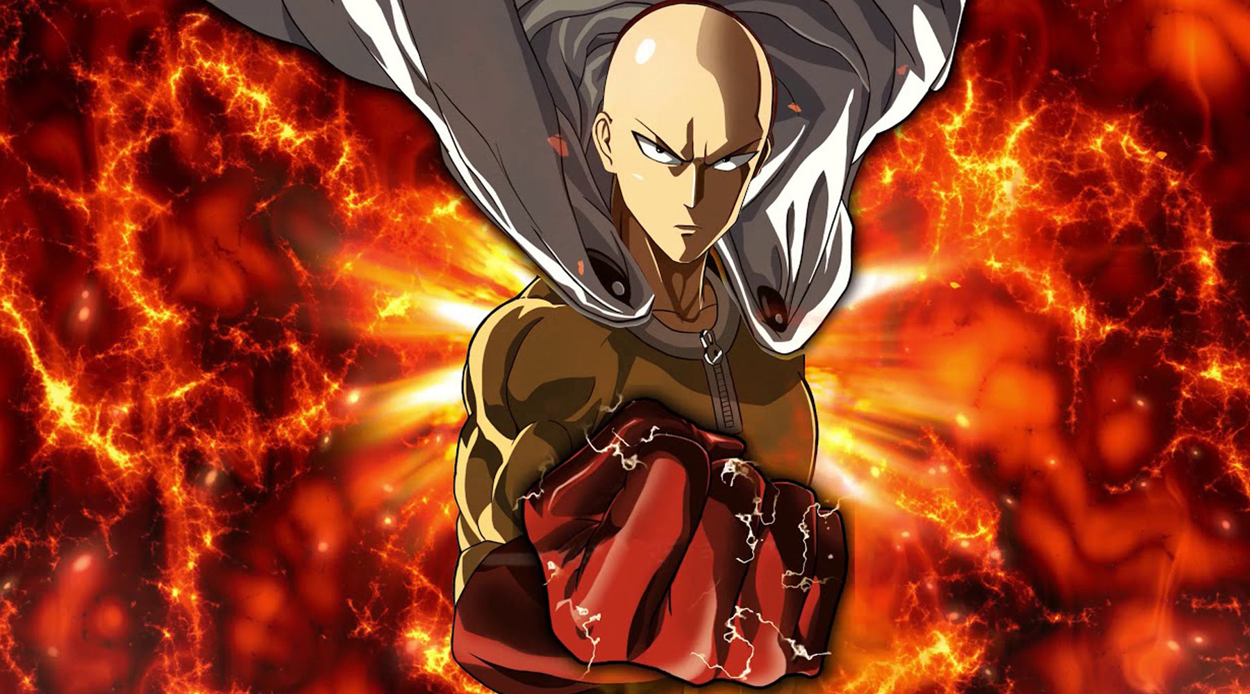 one punch man boutique saitama