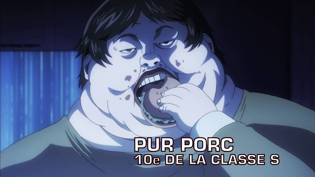 pur porc one punch man