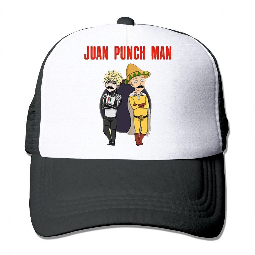 Casquette One Punch Man Saitama Genos Mexique