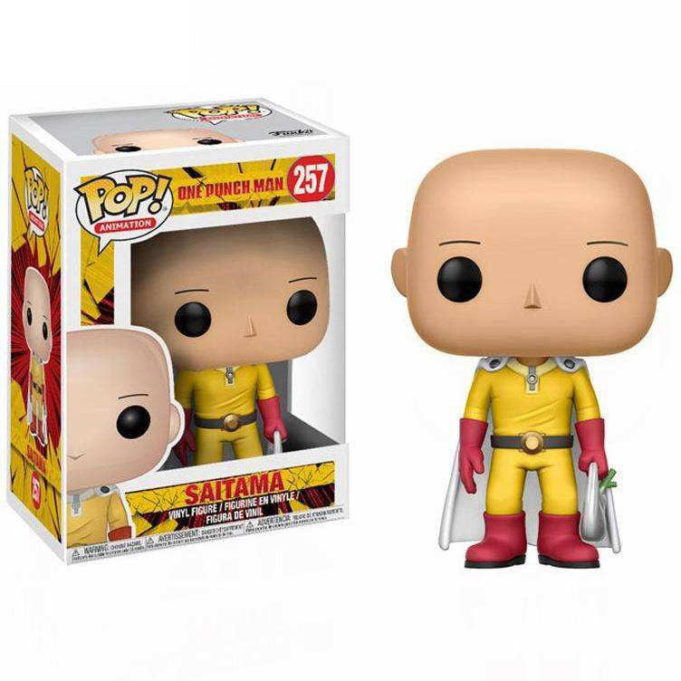 Figurine Pop One Punch Man Saitama