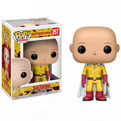 Pop One Punch Man