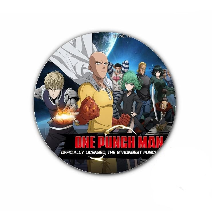 Pin's One punch man super héros