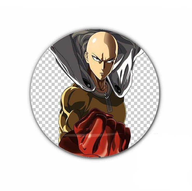 Pin's One punch man Saitama Poing