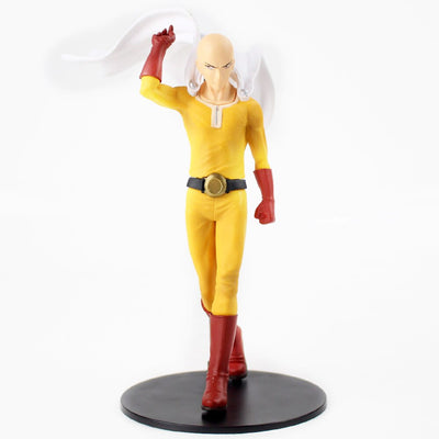 Figurine One Punch Man Saitama de face