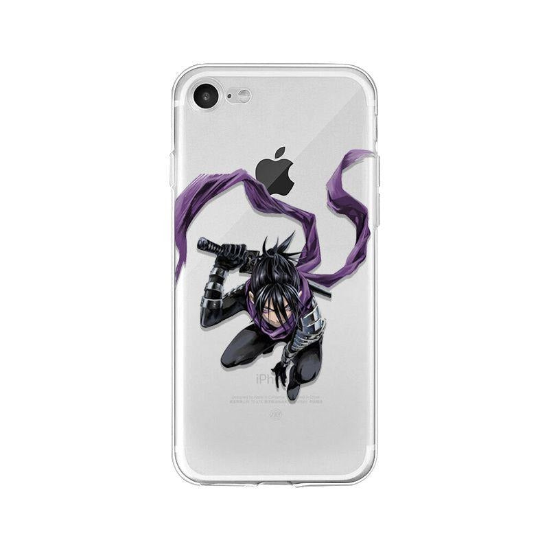 Coque One Punch Man iPhone Sonic le foudroyant