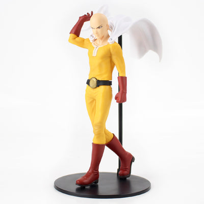 Figurine One Punch Man Saitama trois quart
