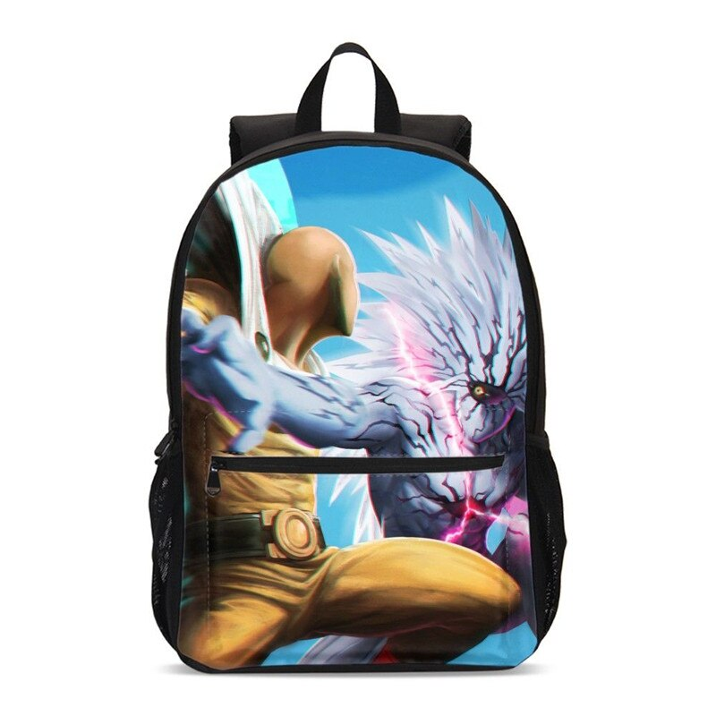 Sac à dos One Punch Man Saitama vs Boros