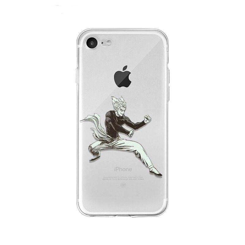Coque One Punch Man iPhone Garou