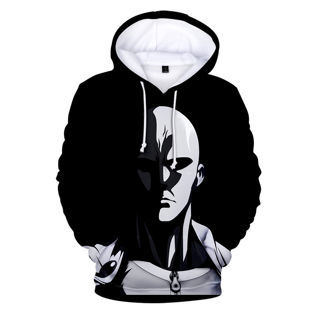 sweat one punch man saitama héros