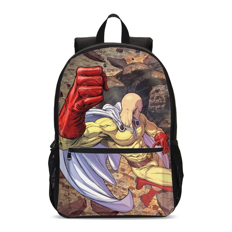 Sac à dos One Punch Man Monstre terre fléau démon