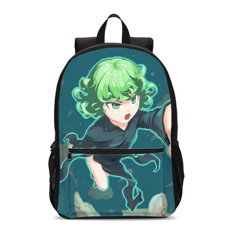 Sac à dos One Punch Man Tatsumaki héros